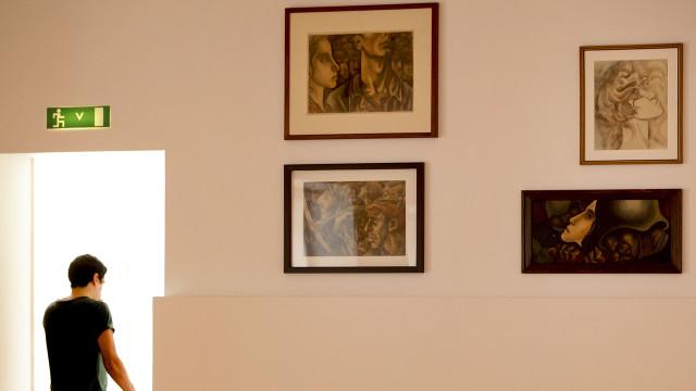 Atelier-Museu Júlio Pomar teve 7.536 visitantes em Lisboa e 15 mil no Côa
