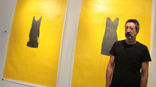 Julião Sarmento expõe esculturas inéditas em galeria de Nova Iorque