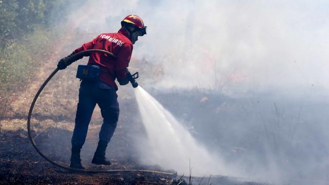 """Nisa ativa Plano Municipal de Emergência perante fogo que é """"incógnita"""""""