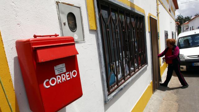Preços do serviço postal dos CTT sobem em média 4,5% a partir de hoje