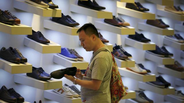 Exportações portuguesas de calçado bateram recorde em 2017