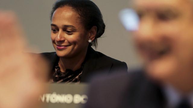 Isabel dos Santos garante que deixa Sonangol sem dívidas às petrolíferas