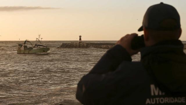 Marinha resgatou idoso britânico de um cruzeiro perto do Funchal
