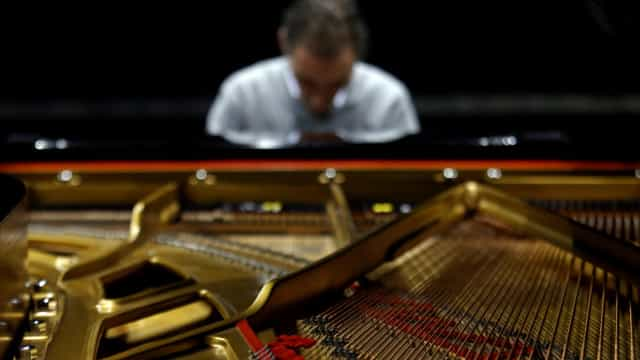 Pedro Burmester e Mário Laginha estreiam 'Concerto para Dois Pianos'
