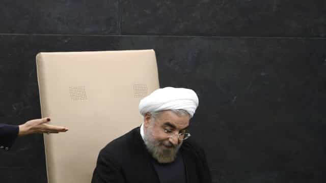 """Presidente iraniano assegura fracasso de """"conspiração"""" sobre Jerusalém"""