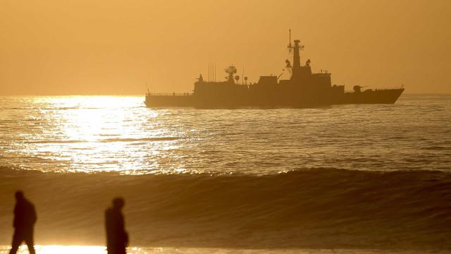 Polícia Marítima colabora no resgate de 119 migrantes ao largo da Grécia