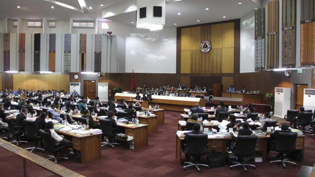 Parlamento timorense corta 6% do orçamento previsto para 2019