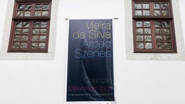 Museu Vieira da Silva em Lisboa faz exposição para recordar Sophia