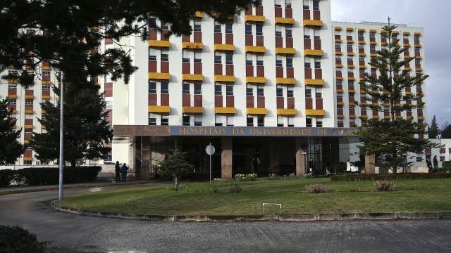 """Incêndio: Dois feridos internados em Coimbra """"evoluem favoravelmente"""""""