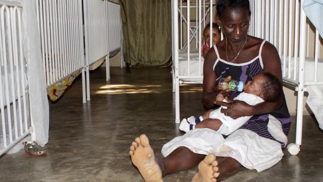 """ONG guineense denuncia """"prática secreta"""" de excisão genital em bebés"""