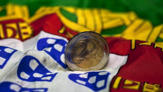 Juros de Portugal descem a dois, cinco e dez anos