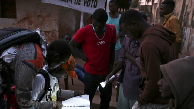 EUA disponíveis para ajudar Guiné-Bissau a realizar presidenciais
