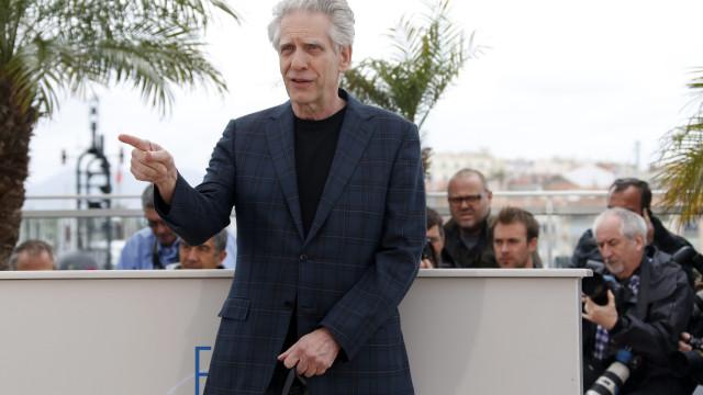 David Cronenberg preside ao júri do Lisbon & Sintra Film Festival