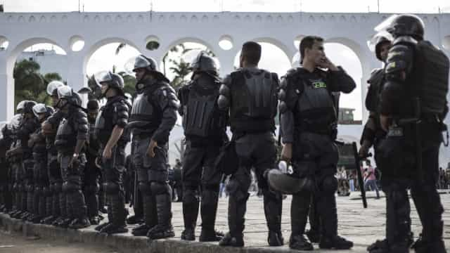 Polícia brasileira confirma 14 mortos no tiroteio de Fortaleza