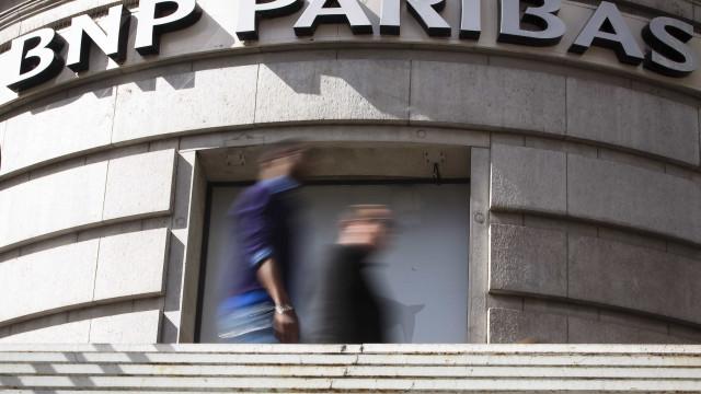 Fed multa BNP Paribas em 214 milhões de dólares