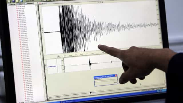 Sismo de magnitude 5,8 registado no sul do México