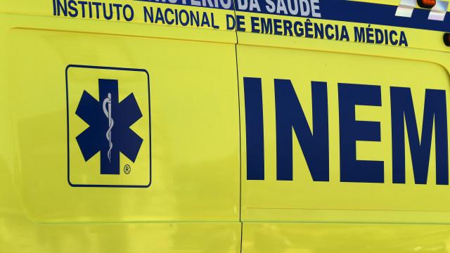Um morto e um ferido em acidente na A23 perto do Fundão