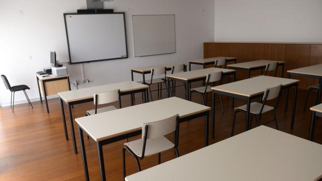 Greve de professores deixa alunos sem aulas em Lisboa, Setúbal e Santarém