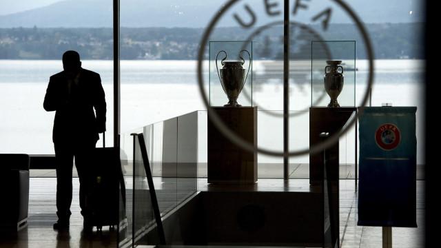 UEFA aumenta significaticamente verbas a distribuir na Liga dos Campeões