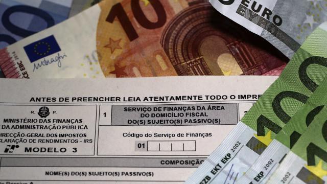 Rendimento das famílias portuguesas ainda abaixo de 2008