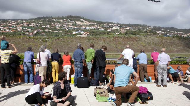 Cancelamento de voos no Aeroporto da Madeira afetou 5.500 passageiros