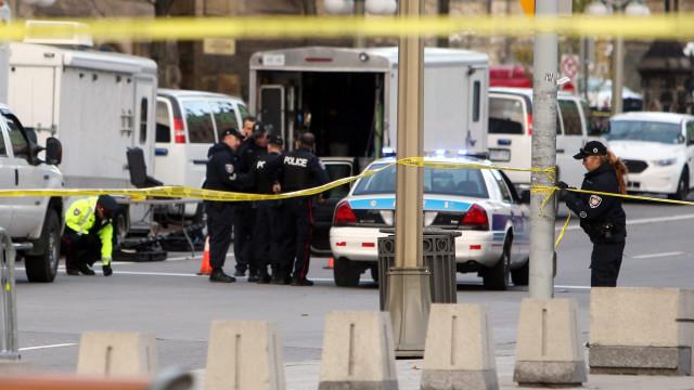 Polícia canadiana diz que já não há ameaça pública