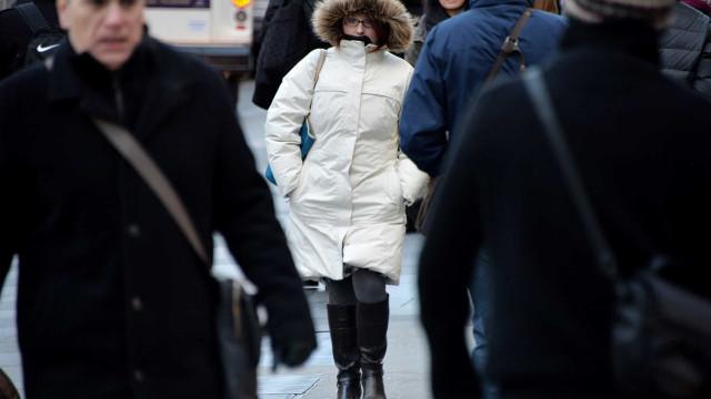 Passagem de ano fria, mas sem chuva nem vendavais