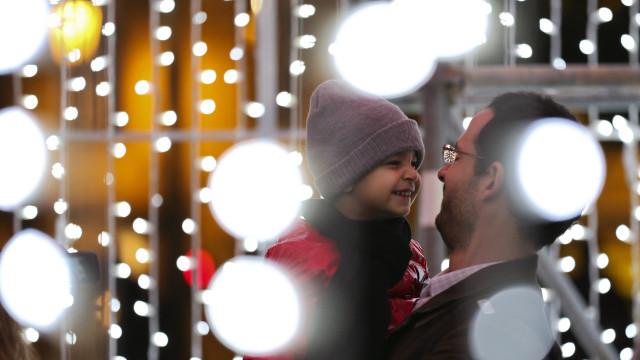 Richie Campbell e dois milhões de luzes animam Lisboa no Natal