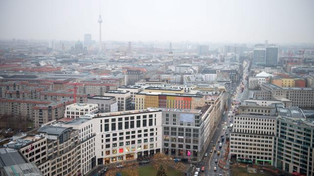 Inflação na Alemanha sobe para nível mais alto em mais de dez anos
