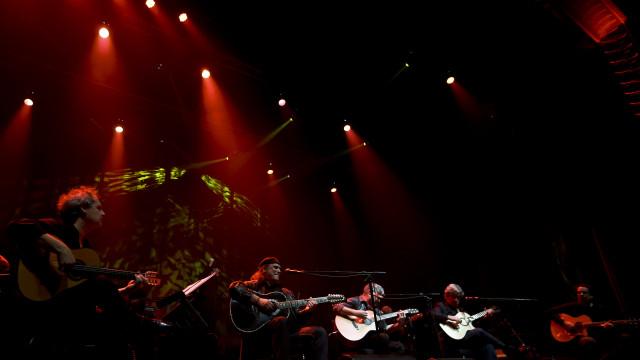 Resistência com novo disco e espetáculo no Coliseu de Lisboa
