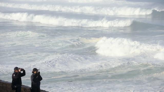 Jovem desaparecido no mar em  Porto da Cruz, Madeira