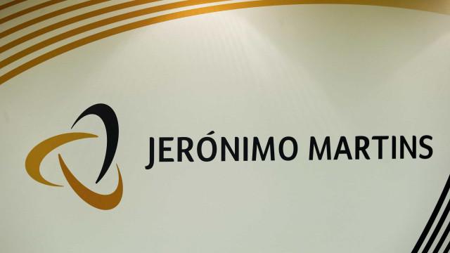 Lucro da Jerónimo Martins sobe 0,6% para 173 milhões no 1.º semestre