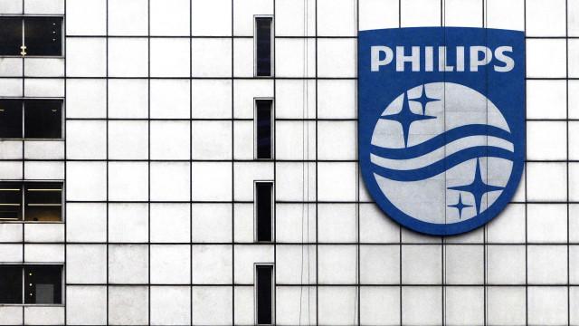 Lucro da Philips cai quase 48% para 417 milhões de euros até setembro