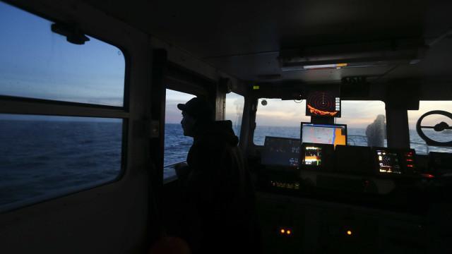 Traineira portuguesa foi apresada há três semanas em França