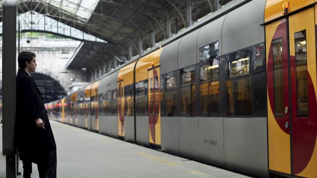 Greve da IP sem serviços mínimos para comboios de passageiros