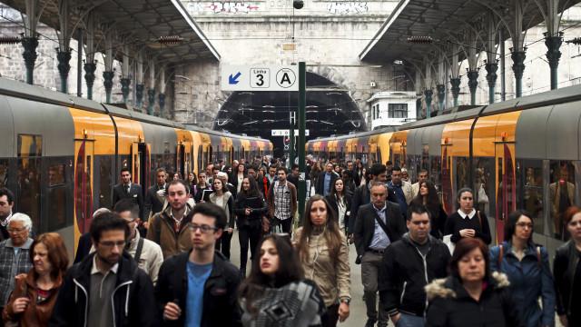Greve deve causar perturbações na circulação de comboios