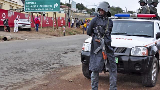 Polícia detém homem ao tentar vender 29 presas de elefante