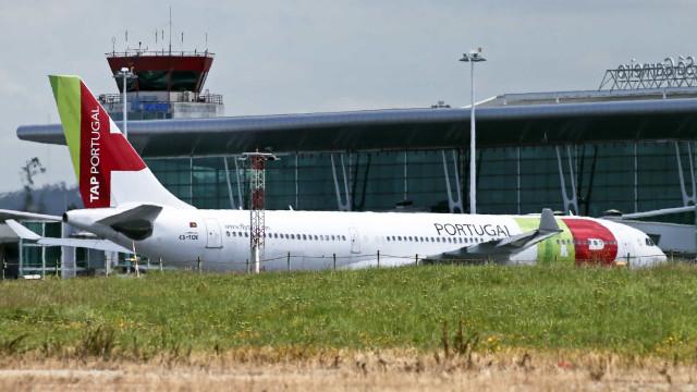 Trabalhadores da TAP no aeroporto do Porto vão estar em greve