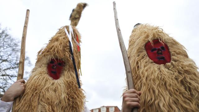 Festival ibérico de máscaras começa hoje em Lisboa