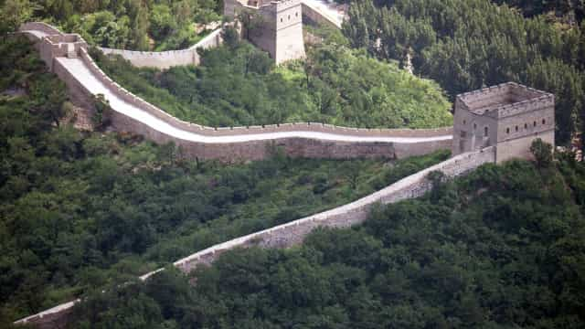 Concurso para dormir na Grande Muralha suscita críticas ao Airbnb