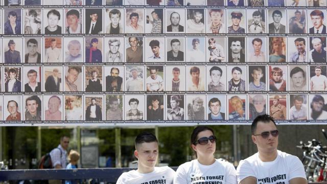 Governo holandês responsabilizado pela morte de 300 bósnios muçulmanos