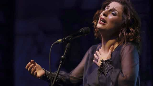 Katia Guerreiro apresenta sexta-feira o seu novo álbum 'Sempre'