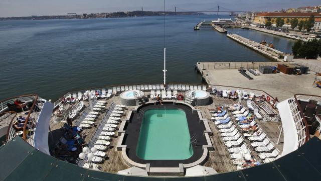 O Melhor Porto de Cruzeiros da Europa está em Lisboa