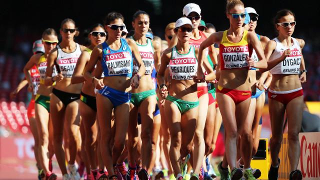 50 km marcha femininos incluídos nos Europeus de atletismo