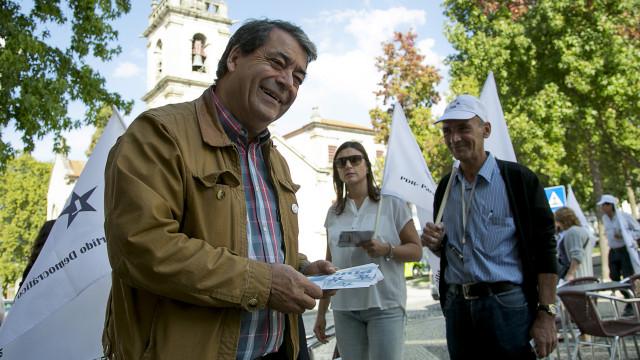 PDR reconhece Marinho e Pinto como presidente legítimo do partido
