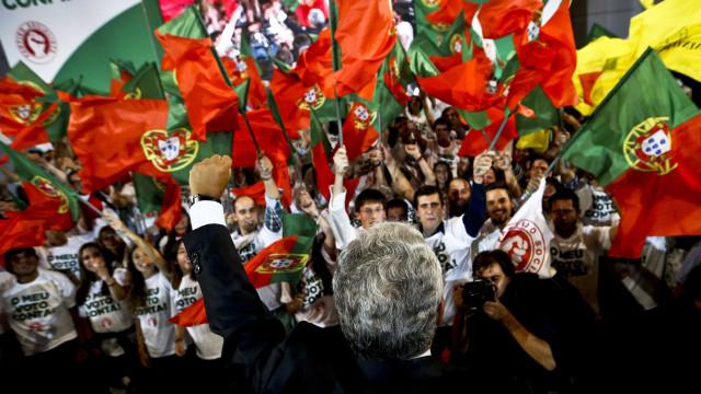 Partidos preveem gastar quase 35 milhões na campanha. PS lidera gastos