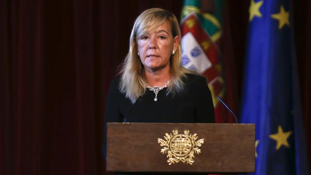 Paula Teixeira da Cruz lamenta saída de Marques Vidal