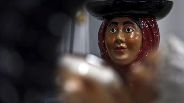 Mais de 150 peças de Bordallo Pinheiro em exposição nas Caldas da Rainha