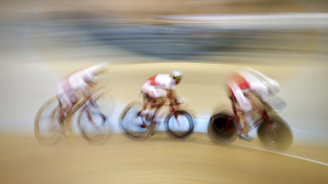 Portugal com maior delegação de sempre nos Mundiais de ciclismo de pista
