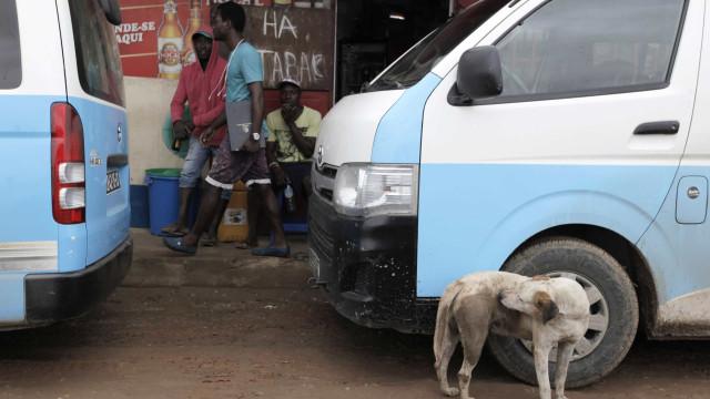 Angola quer legalizar taxistas, empregadas domésticas e vendedores de rua